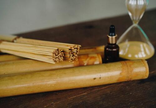 Thérapie du bambou